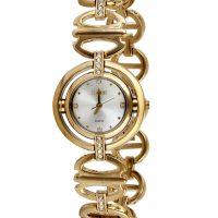 خرید ساعت مچی عقربه ای زنانه اسپيريت مدل Golden