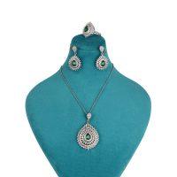 خرید سرویس نقره زنانه مدل نالین