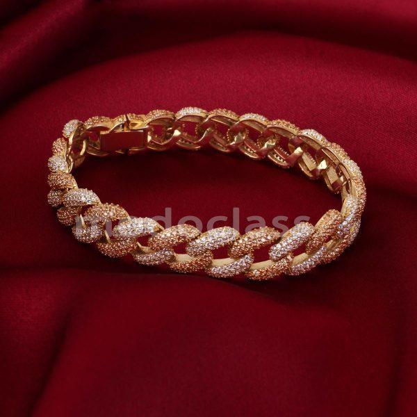 دستبند نقره زنانه مدل kariteh كد 180252