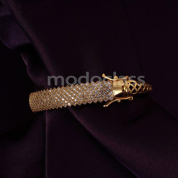 دستبند نقره مد و کلاس کد ۱۸۰۲۷۷