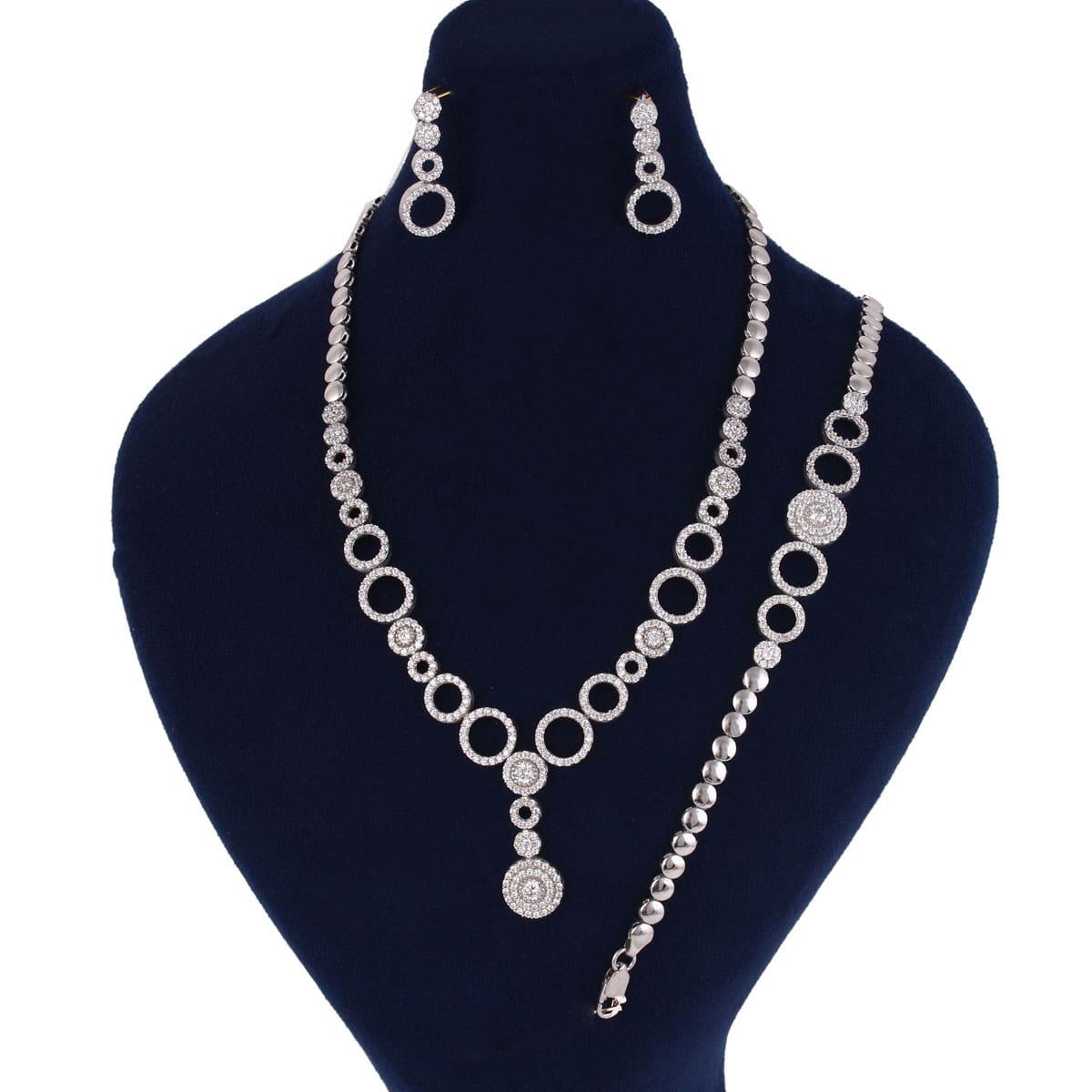 خرید سرویس نقره زنانه مدل آتریسا