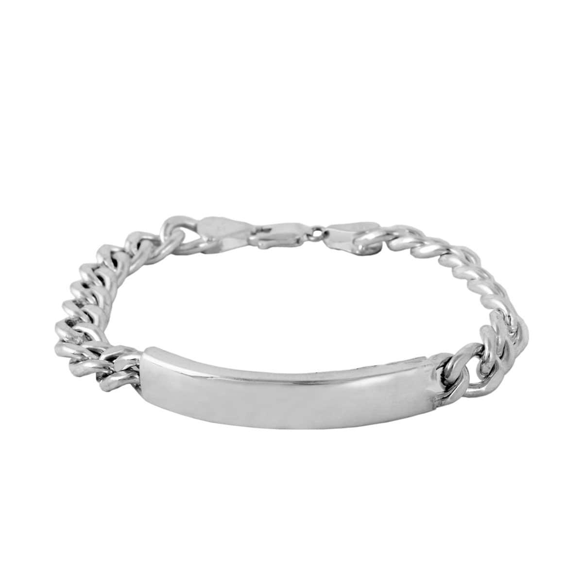 خرید دستبند نقره مردانه مدل ژاکوب