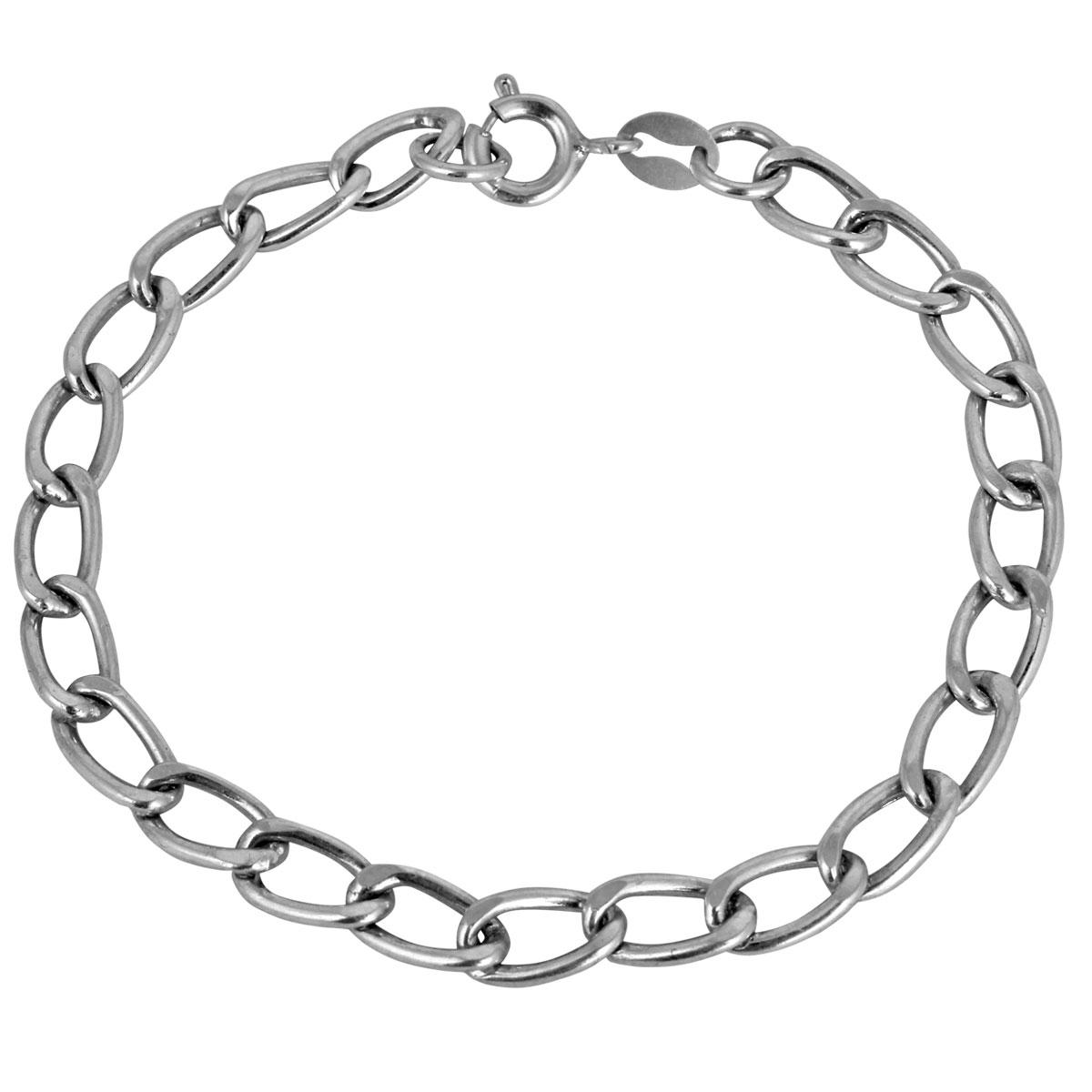 خرید دستبند نقره مردانه