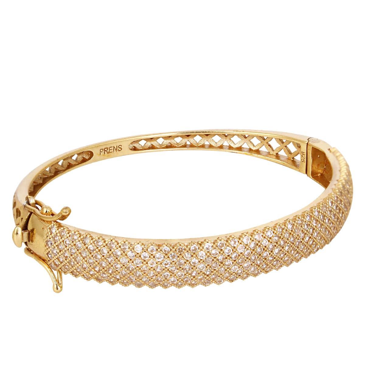 خرید دستبند نقره زنانه مد و کلاس