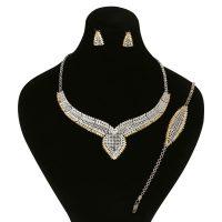 خرید سرویس نقره زنانه مدل پالینا