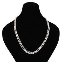 خرید گردنبند نقره زنانه مدل ژاکوب