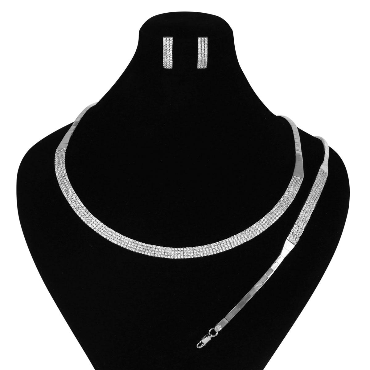 خرید سرویس نقره زنانه مدل رومینا